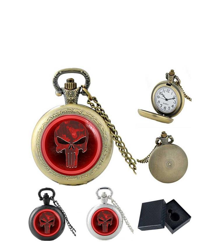 Карманные часы Каратель /  the Punisher