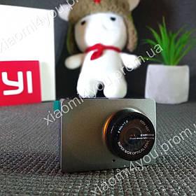Видеорегистратор Xiaomi Yi 1080P Car WiFi DVR Global, русская (оригинал)