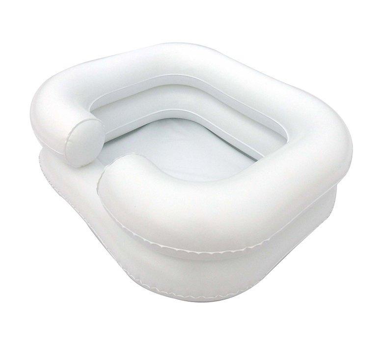 Надувная ванночка для мытья головы постоянно лежащих Ridni Care B07