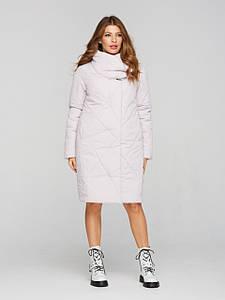 Демисезонная женская куртка - одеяло