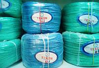 """Канат полипропиленовый """"TEKIN"""" диаметр 2,5 мм 200 м, Турция, веревка упаковочная,трос"""