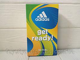 Туалетная вода для мужчин Adidas Get Ready! 100мл (Франция)