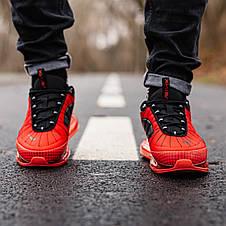 Кроссовки мужские Nike Air Max 720 - Термо (красные) Top replic, фото 2