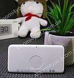 Электронные часы Xiaomi Mijia BT 4.0 E-ink с термометром и гигрометром, фото 2