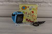 Детские умные часы Smart Watch F4 (GPS + родительский контроль), фото 10