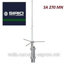 Антена базова SIRIO SA 270 MN (144/430 MHZ)