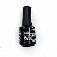 Густая каучуковая универсальная база для ногтей NailApex Soak Off UV Base Gel 15 ml