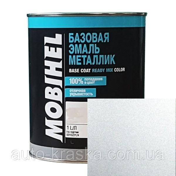 Автокраска Mobihel Металлик 691 Платина 0.1л.