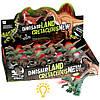 Динозавр заводний, світ. еффекти, 3 види