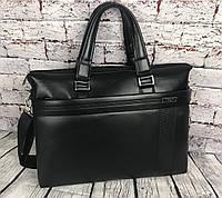 Мужская сумка-портфель Polo под формат А4  КС62