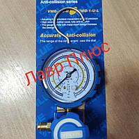 Манометрический коллектор одновентильный VMG1-U-L Value R-22 R-134 R-404 R-407