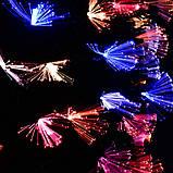 Новогодняя Ёлка 60 см с Led подсветкой 55 веток, фото 4