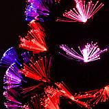 Новогодняя Ёлка 60 см с Led подсветкой 55 веток, фото 5