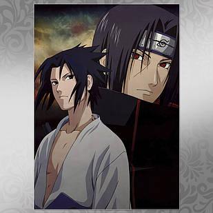 Плакат Аниме Naruto 008