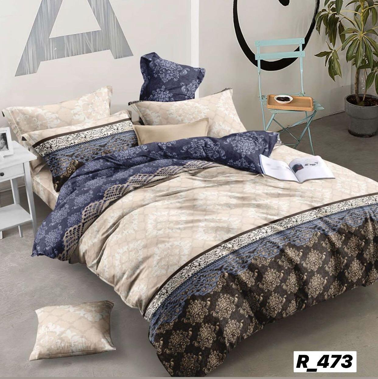 Модное постельное бельё Ранфорс  абстракция