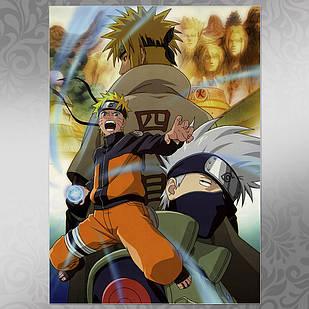 Плакат Аниме Naruto 010