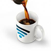 Чашка хамелеон Wi-Fi, фото 1