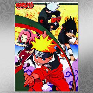 Плакат Аниме Naruto 011