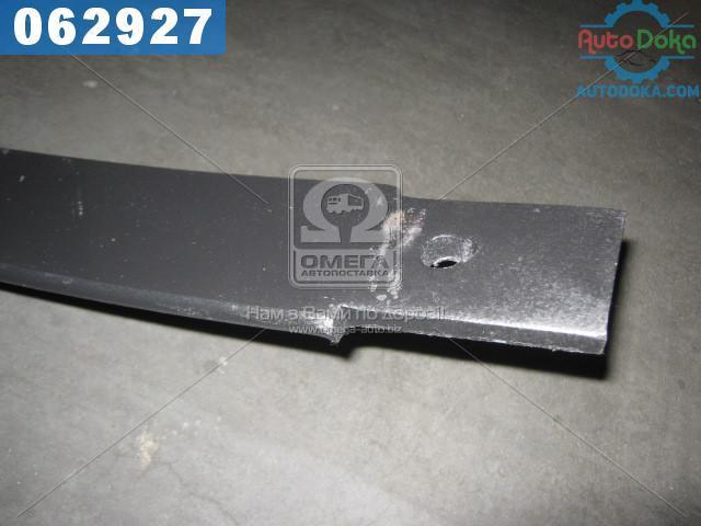 Лист рессоры №2 задний ГАЗ 33104 ВАЛДАЙ 1650 мм (производство  ГАЗ)  33104-2912102-01