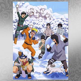 Плакат Аниме Naruto 017