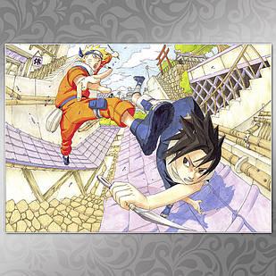 Плакат Аниме Naruto 019