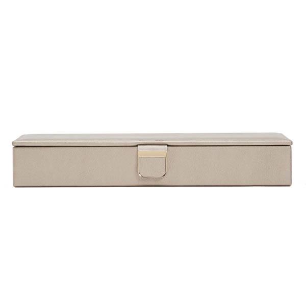 Шкатулки для украшений Wolf 213578 Palermo Safe Deposit Box Pewter