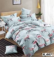 Качественное постельное бельё Фламинго (1,5 сп)