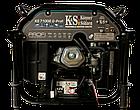 Генератор инверторный Konner&Sohnen KS 7100iE G-PROFI, фото 3
