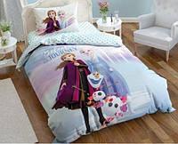 Подростковое постельное белье Tac Disney Frozen 2