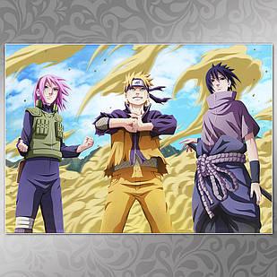 Плакат Аниме Naruto 038