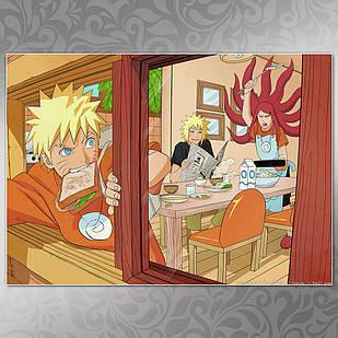 Плакат Аниме Naruto 043