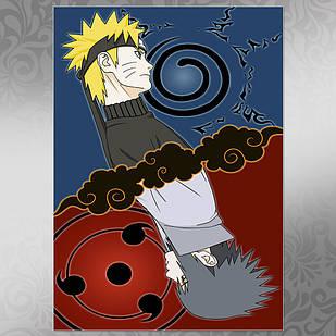 Плакат Аниме Naruto 045