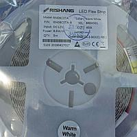 Светодиодная лента RISHANG 2835/120 IP33 8,4Вт IP33 4000k (RN08C0TA)