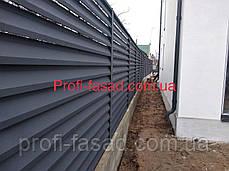 Забор жалюзи Италия Стандарт 0,45мм, фото 3