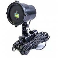 Новогодний LED проектор уличный X-Laser XX-MIX-1012