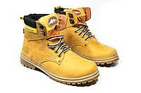 Зимние ботинки (на меху) женские Switzerlend 13029 (реплика), фото 1