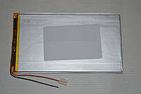 Универсальный аккумулятор (АКБ, батарея) 3.7V 6500mAh (3.0*82*158mm), фото 1