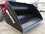 Новий Ківш MANITOU 10мм - універсальний ківш маніту 2,5 м3, фото 4