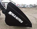 Новий Ківш MANITOU 10мм - універсальний ківш маніту 2,5 м3, фото 3