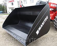 Новий Ківш MANITOU 10мм - універсальний ківш маніту 2,5 м3