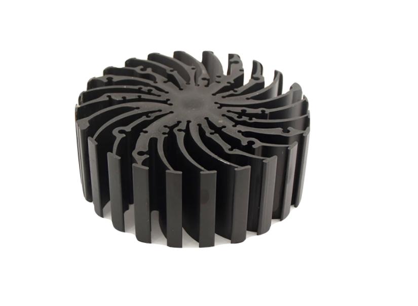 Радиатор для светодиодов 86x30mm