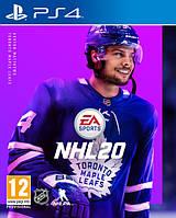 NHL 20 (PS4, русские субтитры)