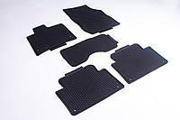 К/с Audi Q7 2006-2015 черные кт 5шт коврики салона в салон на Audi Q7 Ауди Ку7