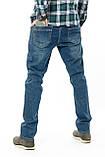 Мужские джинсы Franco Benussi 17-196 темно-синие, фото 5