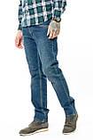 Мужские джинсы Franco Benussi 17-196 темно-синие, фото 6