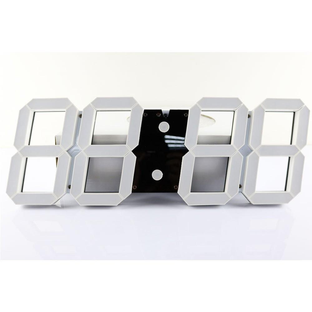 Настенные LED часы CHI-HAI L1-W Белые