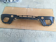 Передний бампер верхняя часть BMW X5 E70 2010-2013 Performance 51117222718