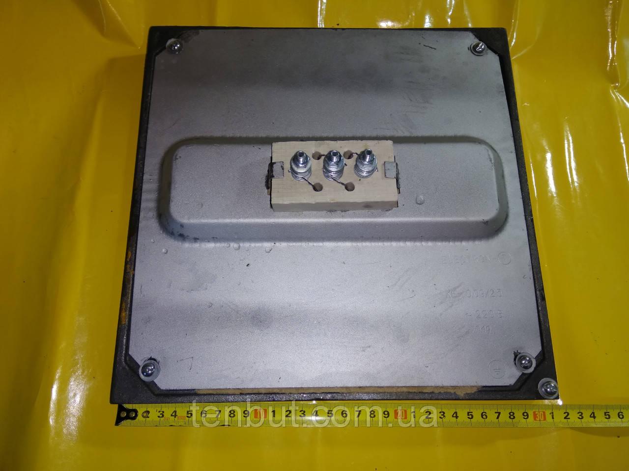 Тэн мармит комфорка КЭ-0.09 / 2.5 кВт. / 300х300 мм. для промышленных элетроплит производство Украина