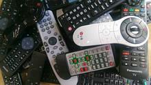 Пульты ДУ для телевизоров