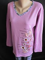 Женские пижамы на байке теплые на зиму